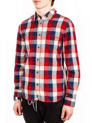 Koszula Vans Alameda Reinvent Red