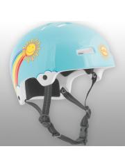Kask TSG Nipper Maxi Graphic Design Rainbow