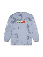 Longsleeve HUF x South Park Kids Crystal Wash Blue