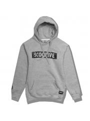 Bluza Scootive Classic Hoodie Grey