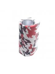 Zacisk Striker Essence SCS 4-śrubowy Red Camo