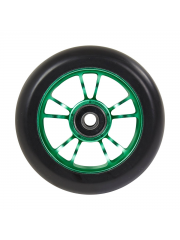 Kółko Blunt 10 Spokes Green 100mm