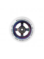 Kółko Revolution Flow 110mm White / Neochrom