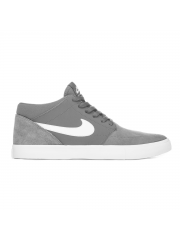 Buty Nike SB Portmore II Mid Dark Grey / White