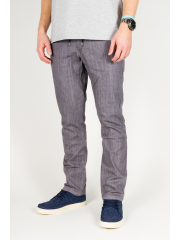 Spodnie Quintin Trucker Denim Grey