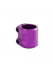 Zacisk Tilt Sculpted Double Purple