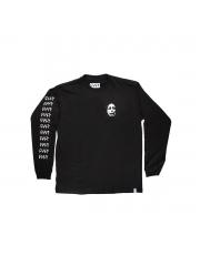 Longsleeve Cult Face Logo Black