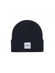 Czapka zimowa HUF Box Logo Black