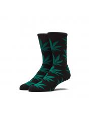 Skarpetki HUF Plantlife Crew Black / Green