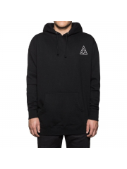 Bluza HUF Triple Triangle Pullover Hooded Black