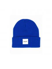 Czapka zimowa HUF Box Logo Royal