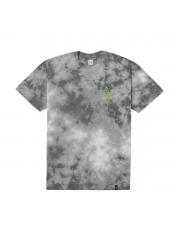 Koszulka HUF Washed Triple Triangle Grey