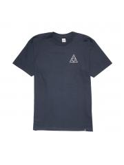 Koszulka HUF Triple Triangle Navy