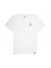 Koszulka HUF Triple Triangle White