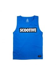 Koszulka Scootive Classic Tank Top Blue