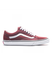 Buty Vans Old Skool PRO Madder Brown / True White