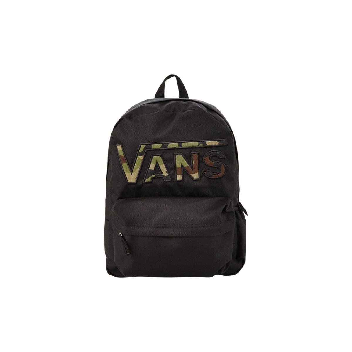 Plecak Vans Realm Flying V Black Camo : Hulajnogi