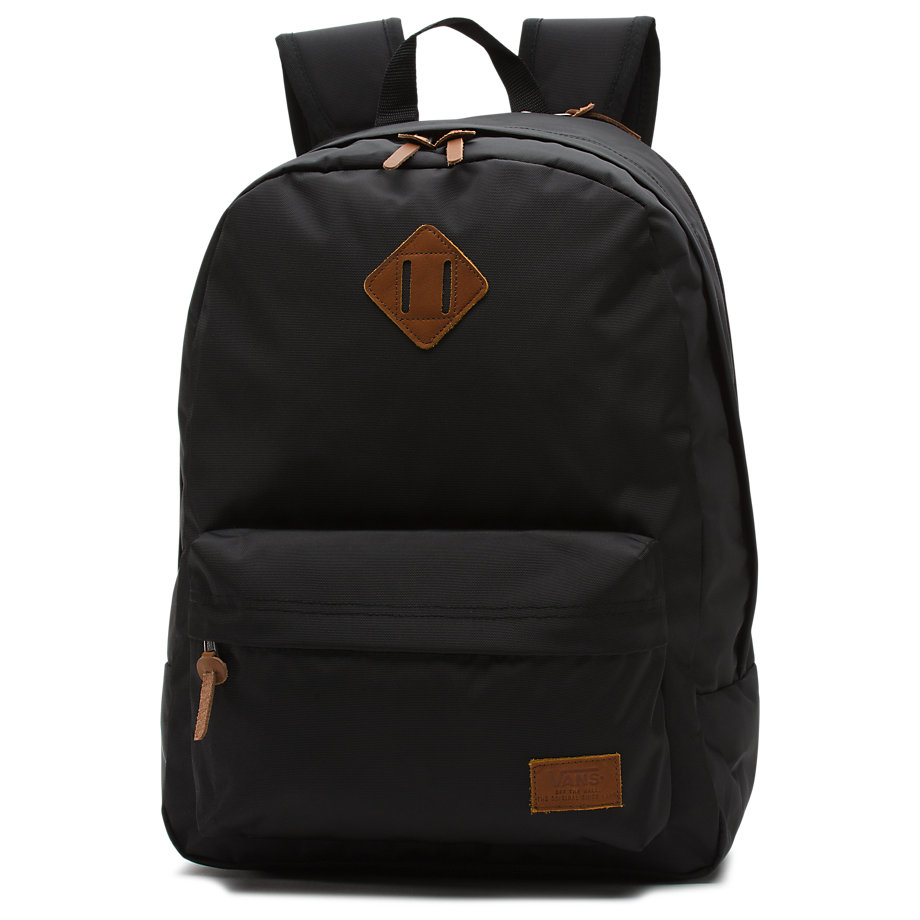 93112fa48fa30 Plecak Vans Old Skool Plus True Black : Hulajnogi wyczynowe, części ...