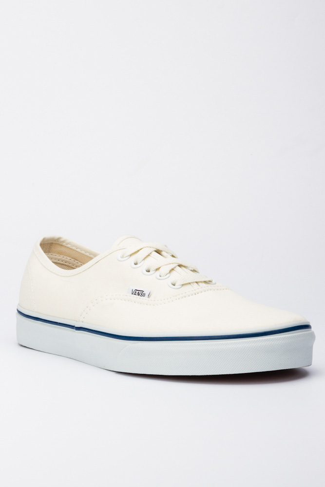 buty vans authentic white