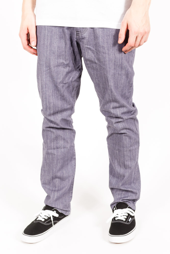 Spodnie Quintin Tucker Denim Grey