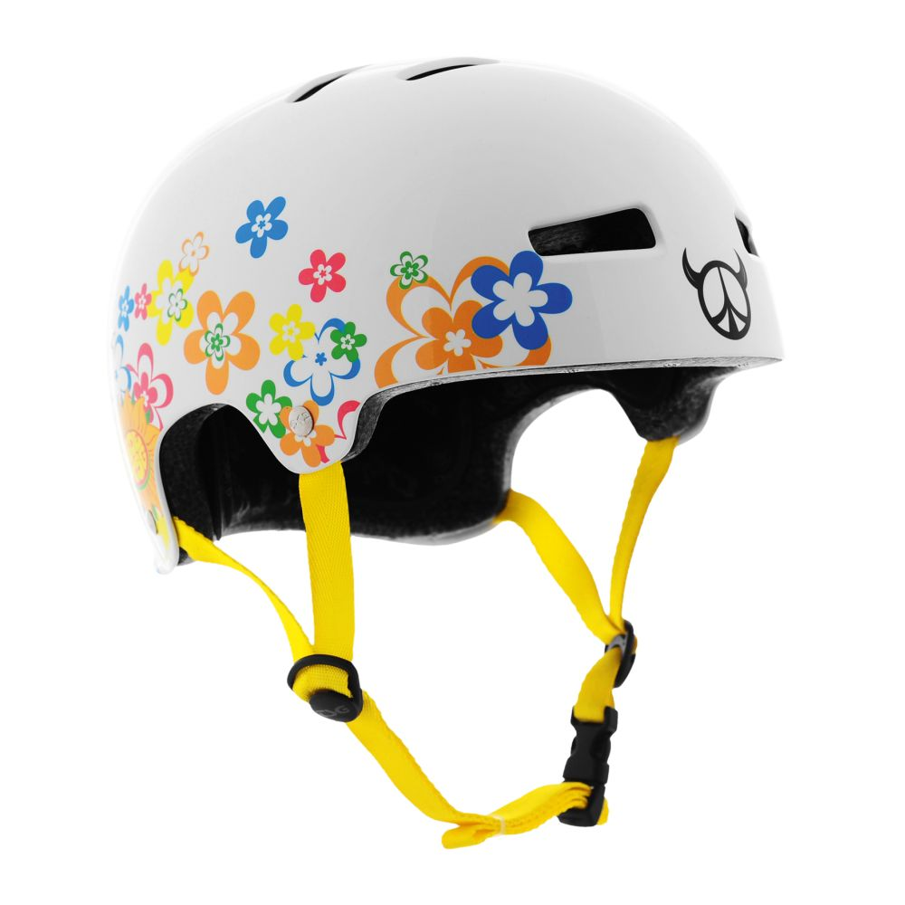 Kask TSG Evolution Graphic Design Flower Power