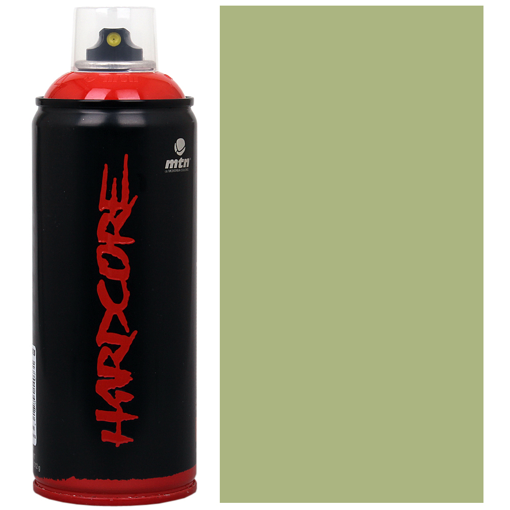 Farba Montana Hardcore 2 400ml RV-15 Apple Green