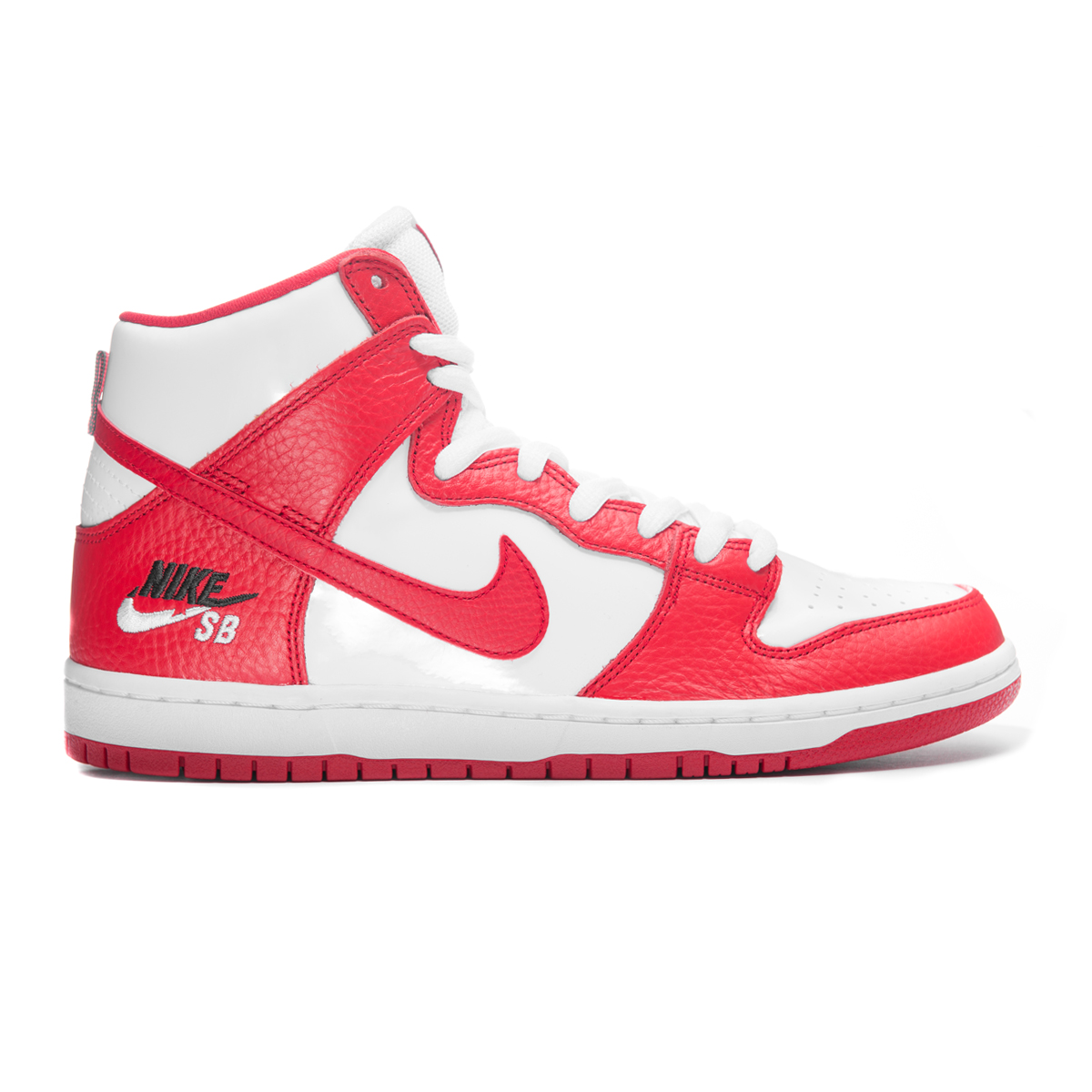 new concept cd641 c9a3f ... Buty Nike SB Zoom Dunk High Pro University Red  White · Zdjęcie  produktu