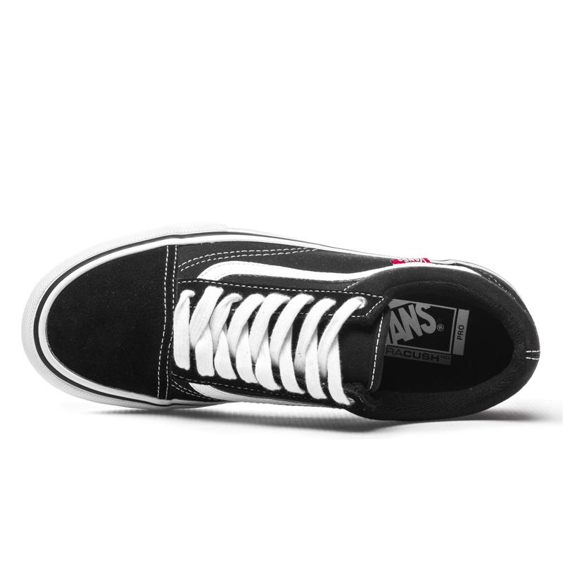 d0d92bd07f552 ... Buty Vans Old Skool PRO Black / White · Zdjęcie produktu. Zdjęcie  produktu. Zdjęcie produktu. Zdjęcie produktu