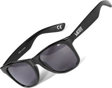 VANS M Spicoli 4 Shades Czarne Okulary VLC01S6 | buty na